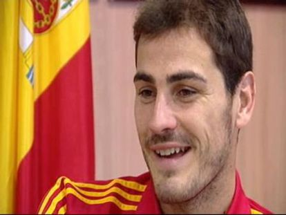"""Casillas: """"No soy ningún santo"""""""""""