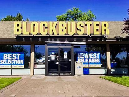 El último Blockbuster en Oregón
