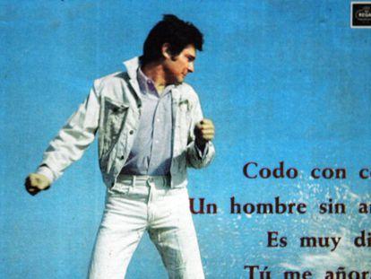 Portada de un disco de Bruno Lomas.