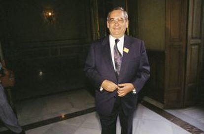 Ángel Sanchís, extesorero del Partido Popular.