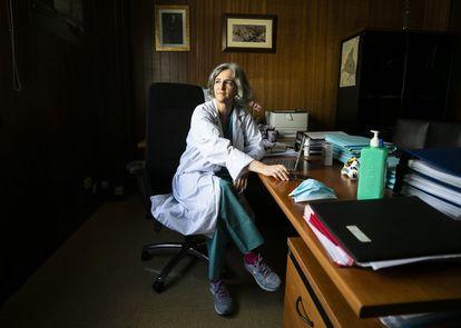 Sonia GArcía, subgerente del Hospital Gregorio Marañón
