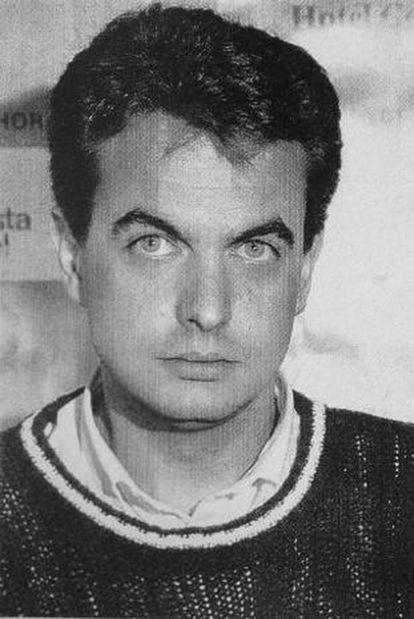 José Luis Rodríguez Zapatero, que tenía 20 años, estudiaba esa tarde para un examen parcial de Hacienda Pública.
