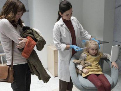 Imagen del episodio 'Arkangel', de la serie 'Black Mirror'.