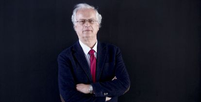 El economista Carlos Sebastián.