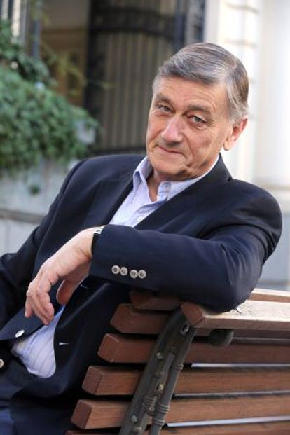 Hermes Binner, en Madrid