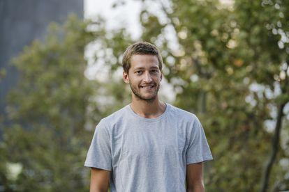 Óscar Pierre, CEO y fundador de Glovo