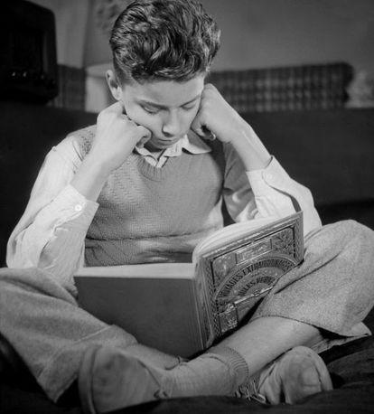 Julio Verne es el guía lector del protagonista de la nueva novela de Almudena Grandes.
