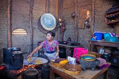 La cocina chiapaneca, una de las más complejas y diversas del mundo.