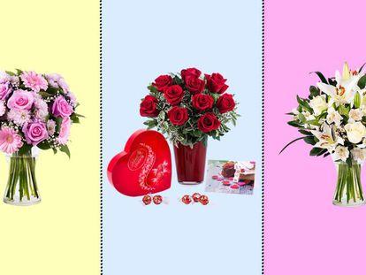Dos floristerías online que entregan el Día de la Madre