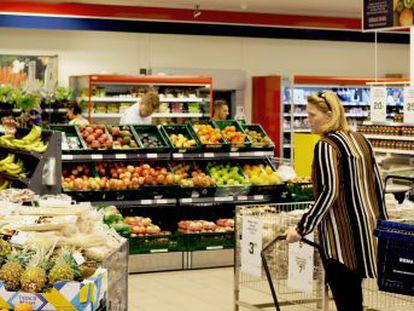 Dinamarca ha reducido en un 25% los alimentos desechados gracias al esfuerzo común de activistas, supermercados y multinacionales del sector