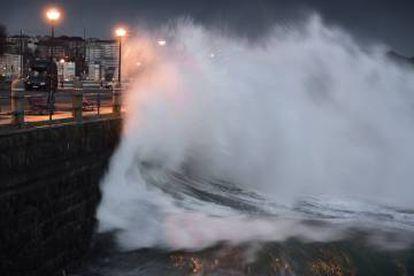 FOTOGALERÍA | El temporal en imágenes.