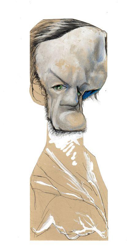 Richard Wagner por SCIAMMARELLA. BABELIA 09/10/21