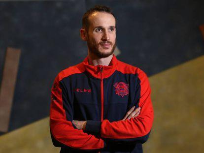 Marcelinho Huertas, jugador del Baskonia