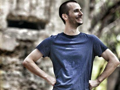 El director de cine Pablo Hernando.