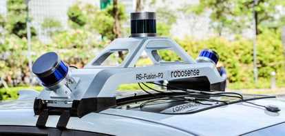 Sensor de RoboSense.