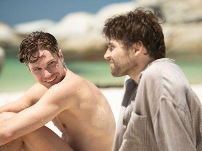Un fotograma de la película 'Moffie'.