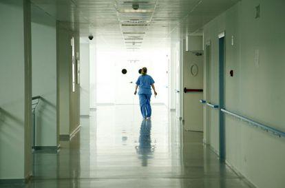 Madrid utilizó la gestión mixta para construir hospitales como este de Valdemoro.