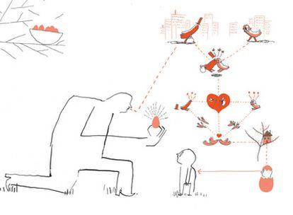 Ilustración de Alberto Vázquez
