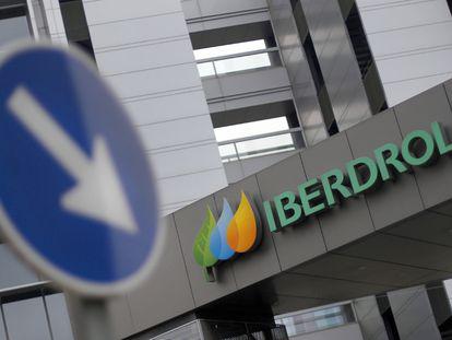 Sede de Iberdrola en Madrid.