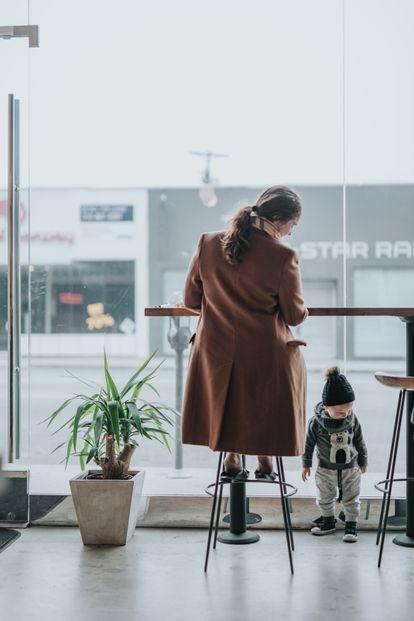 Después de tantos años he comprendido que mis hijos necesitan una madre que se muestre disponible.