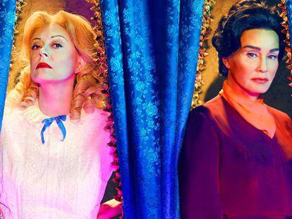 'Feud: Bette y Joan', el crepúsculo de las diosas