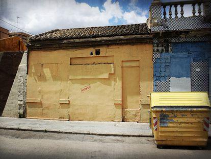 Ginés S. Cutillas sitúa la acción de 'El diablo tras el jardín' en el barrio valenciano del Cabanyal.