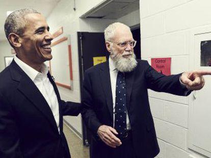 Su nuevo programa en Netflix arranca con la primera entrevista televisiva a Barack Obama tras dejar la Casa Blanca