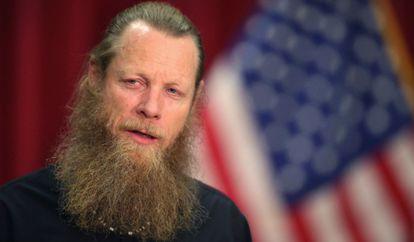 Bob Bergdahl, padre del militar secuestrado en Afganistán cinco años.