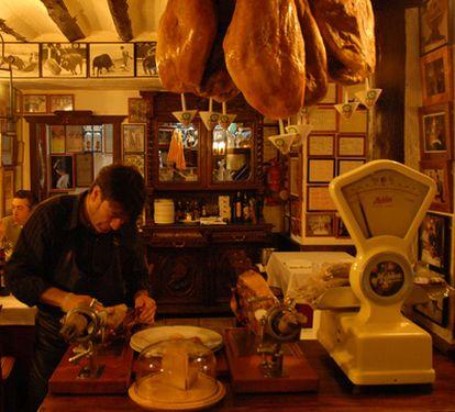 Restaurante El callejón en Albacete
