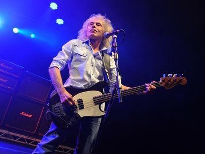 Alan Lancaster, en 2014.