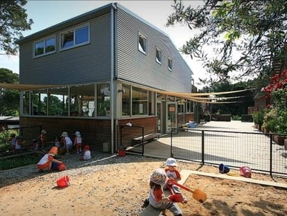 Escuela infantil Llar d'en Pitus en Cerdanyola del Vallès.