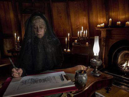 Helen Mirren, en el filme.