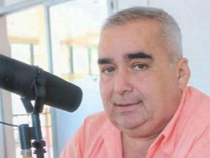 El periodista Jesús Ramos Rodríguez.