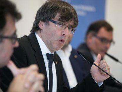 El Gobierno catalán muestra el apoyo de dos premios Nobel al referéndum ilegal del 1-O