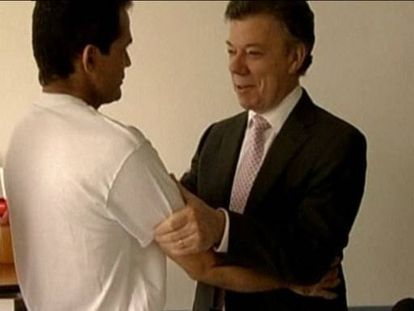 Santos exige nuevos pasos a las FARC