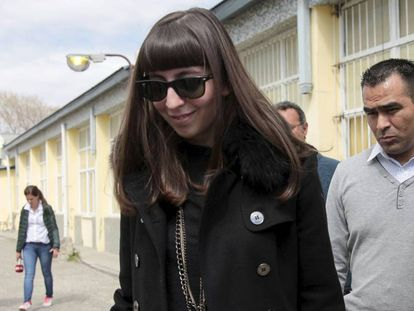Florencia Kirchner, hija de la expresidenta de Argentina.