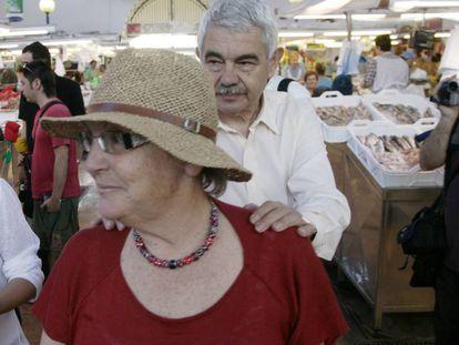 Diana Garrigosa, en una imagen del 2007.