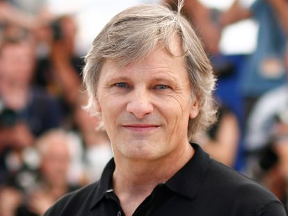 El actor Viggo Mortensen, en Cannes. EFE