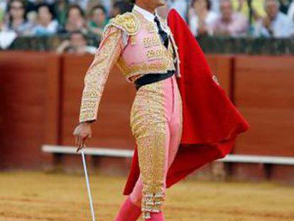 El torero Agustín de Espartinas.