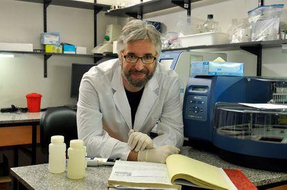 El médico argentino Fernando Polack, coautor del ensayo de la vacuna de Pfizer.