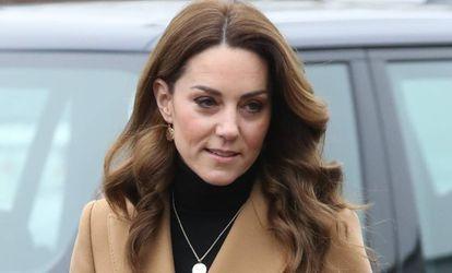 Kate Middleton en Cardiff, Gales, el pasado 22 de enero.