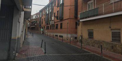 Sede social de la empresa en Madrid.