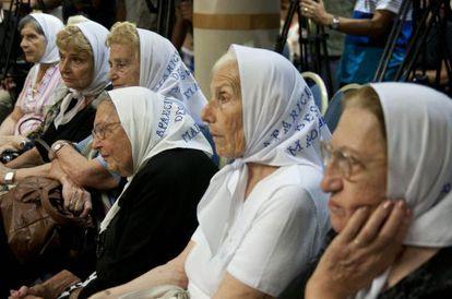 La Asociación de Madres de Plaza de Mayo lleva el 'caso Garzón' al Tribunal Europeo de Derechos Humanos.