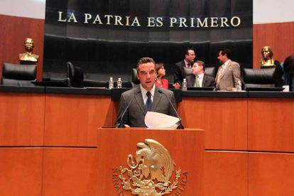 El exsenador Jorge Luis Lavalle, en una imagen de archivo