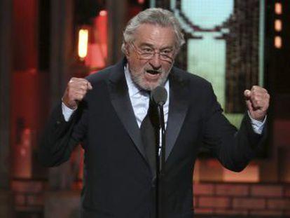 La CBS intenta silenciar las palabras del actor contra el presidente estadounidense en la gala de los Premios Tony