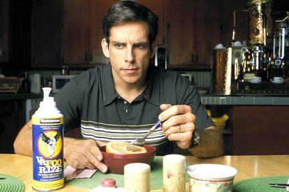 Ben Stiller tratando de hacer una dieta sana en la película 'Envidia', dirigida por Barry Levinson en 2004.