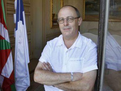 Juan Karlos Izagirre, alcalde de San Sebastián.