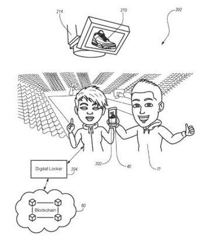 Imagen que ilustra la posibilidad de regalar activos digitales a los usuarios de CryptoKicks en eventos.