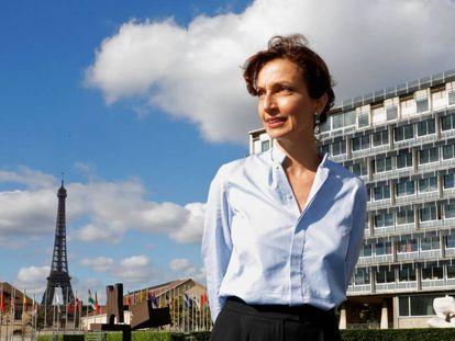 Audrey Azoulay, la nueva directora general de la Unesco