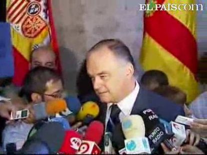 """El vicesecretario de Comunicación del PP afirma que las decisiones se toman """"cuando el tiempo político marca"""""""